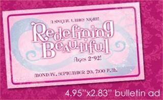 Ladies Night Ad