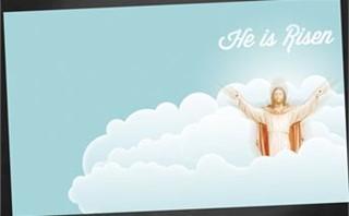 He is Risen | Bulletins