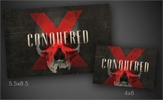 Conquered | Postcards