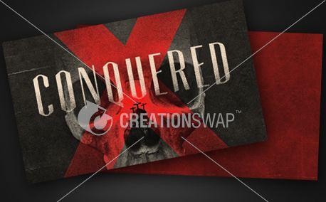Conquered | invite (12263)