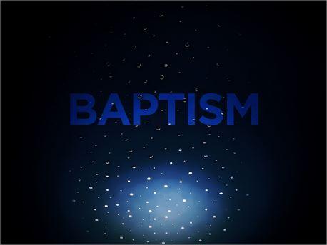 BAPTISM (12444)