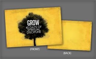 GROW (postcard)