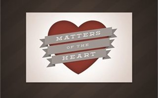 Matters of the Heart postcard