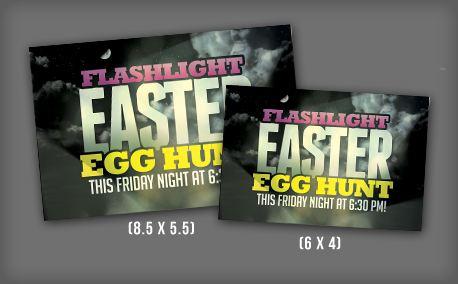 Flashlight Easter Egg Hunt (12630)