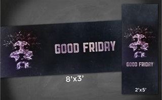 Good Friday | Banners