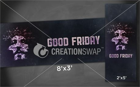 Good Friday | Banners (12635)