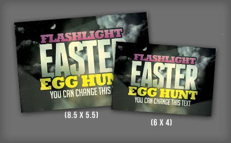 Flashlight Easter Egg Hunt (12647)