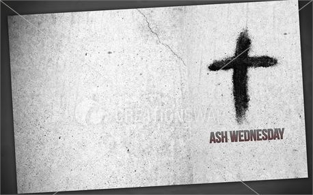 Ash Wednesday | Bulletins (12655)