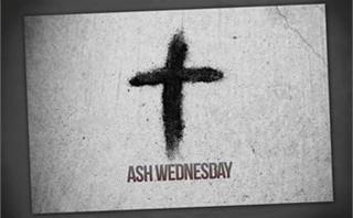 Ash Wednesday | Postcards