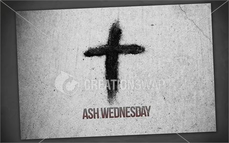 Ash Wednesday | Postcards (12657)