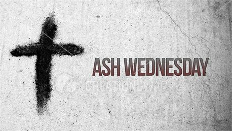 Ash Wednesday | Slides (12659)