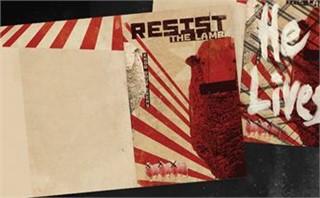 Resist Easter 3 Bulletin