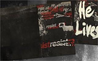 Resist Easter 5 Bulletin