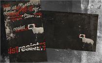 Resist Easter 5 Invitation