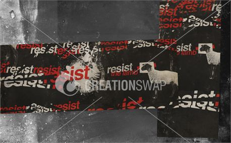 Resist Easter 5 Banners (12817)