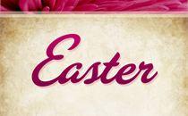 Easter Flower Slides