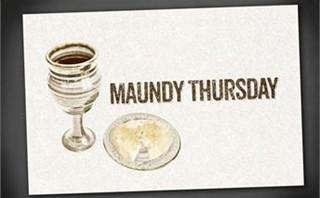 Maundy Thursday | Postcards