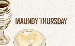 Maundy Thursday | Slides