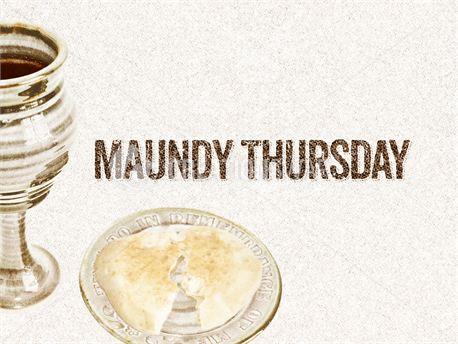 Maundy Thursday | Slides (12989)