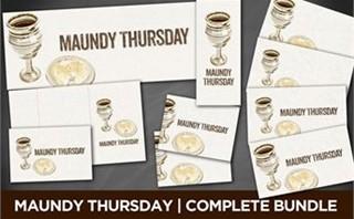 Maundy Thursday | Bundle