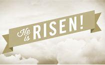 He Is Risen Slides