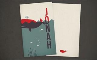 Jonah Invite Cards