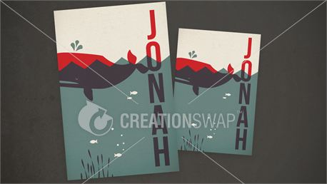 Jonah Postcards (13153)