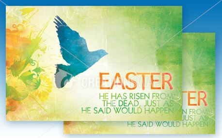 Easter Peace - Postcards (13201)