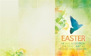 Easter Peace - Bulletins