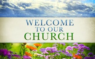Spring Welcome Graphic