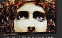 Lamb of God 8.5x5.5 postcard