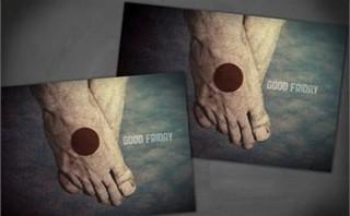 Good Friday Pierced | Postcard