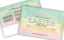 Easter Postcard (5.5 x 8.5)