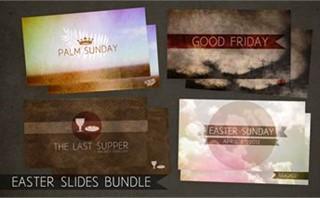 Easter Slides Bundle 2