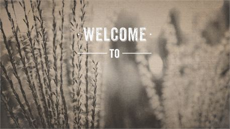 Welcome to... (13543)