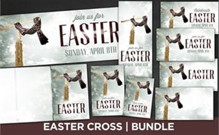 Easter Cross | Bundle