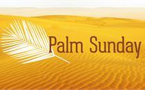 Palm Sunday   Slides
