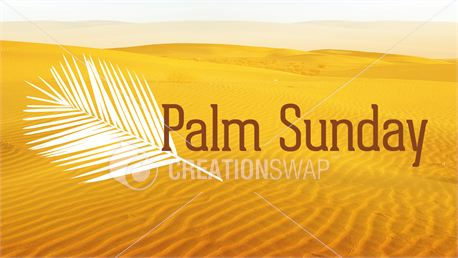 Palm Sunday | Slides (13565)