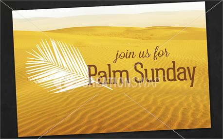 Palm Sunday | Postcards (13581)