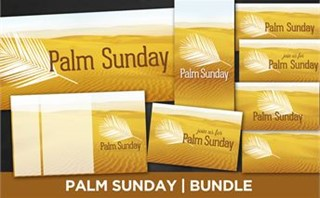 Palm Sunday | Full Bundle