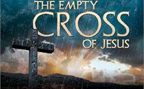 Empty Cross of Jesus