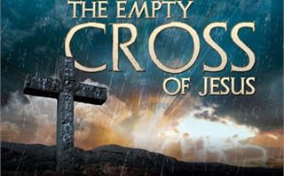 Empty Cross of Jesus
