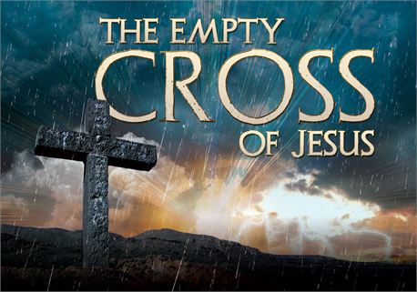 Empty Cross of Jesus (13631)