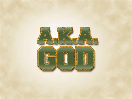 AKA God (13683)