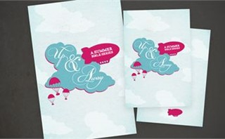 Up & Away Postcards
