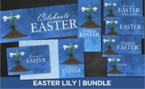 Easter Lily   Full Bundle