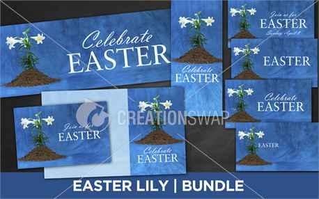 Easter Lily | Full Bundle (13796)