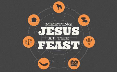 Meeting Jesus At The Feast (13802)
