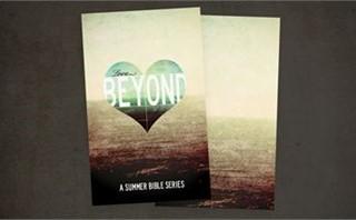 Love Beyond Invite Cards