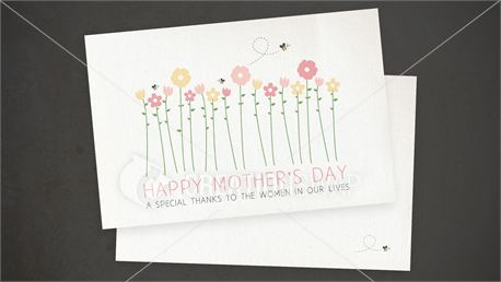 Mother's Day Postcards (14070)